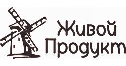 Живой продукт логотип