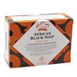Африканское черное мыло Nubian Heritage фото
