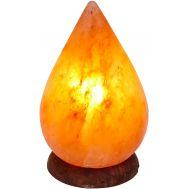 Солевая лампа Капля фото
