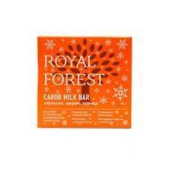 Шоколад из кэроба с апельсином, имбирем и корицей Royal Forest фото