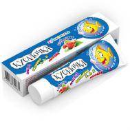 Зубная паста для детей Кусалочка Real Caps фото
