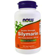 Силимарин (экстракт расторопши пятнистой) Now Foods фото