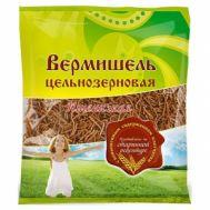 Вермишель пшеничная цельнозерновая Дивинка фото