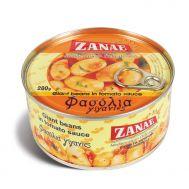 Фасоль гигантская печёная в томатном соусе Zanae фото