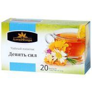 Чай Девять сил АлтайФлора фото
