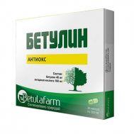 Бетулин Антиокс Betulafarm фото