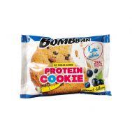 Печенье протеиновое Смородина-черника фото