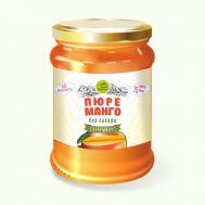 Пюре манго без сахара Дары Памира фото