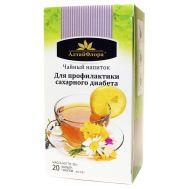 Чай для профилактики сахарного диабета АлтайФлора фото