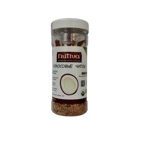 Кокосовые чипсы Nutiva фото