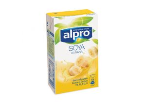 Напиток соевый банановый Alpro фото