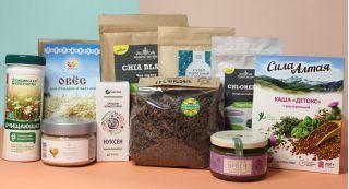 Набор продуктов для очищения организма