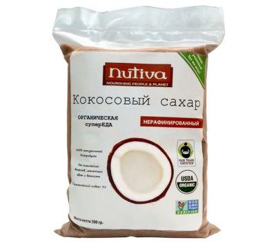 Сахар кокоса Nutiva фото