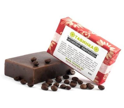 Мыло СПА с маслом какао Кофейня Марракеш фото