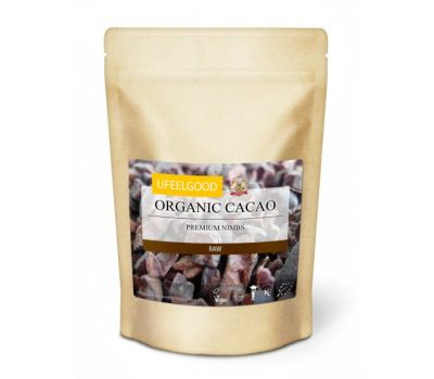 Какао-бобы кусочками Ufeelgood фото