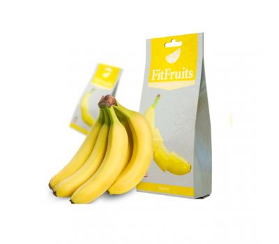 Фруктовые чипсы банан фото