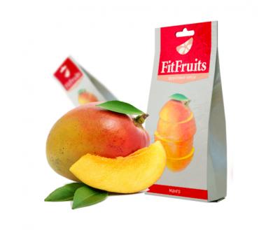 Фруктовые чипсы манго фото