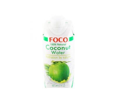 Кокосовая вода Foco фото