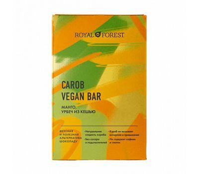 Шоколад с манго и урбечем из кешью Royal Forest фото1