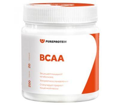 BCAA Зеленое яблоко Pureprotein фото
