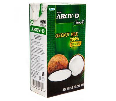 Кокосовое молоко Aroy-D фото