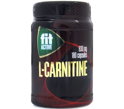 L-карнитин FitActive фото
