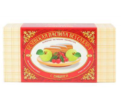 Пастила белевская с вишней без сахара фото 1