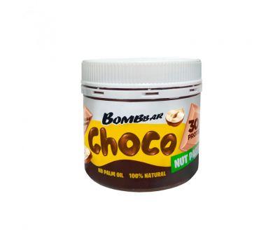 Шоколадная паста с фундуком Bombbar фото