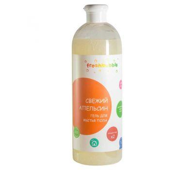 Гель для мытья полов Свежий апельсин Freshbubble фото