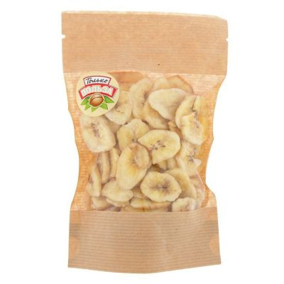 Банановые чипсы Только польза фото
