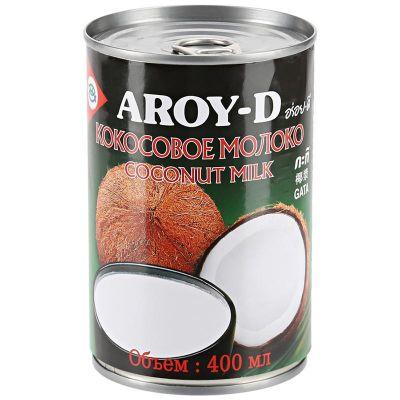 Кокосовое молоко Aroy-D 60% фото
