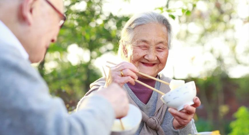 Продукты продляющие жизнь. Азиатская кухня.